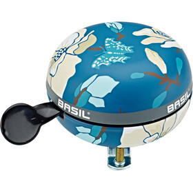 Basil Magnolia Big Bell Bicycle Bell Ø80mm, teal blue